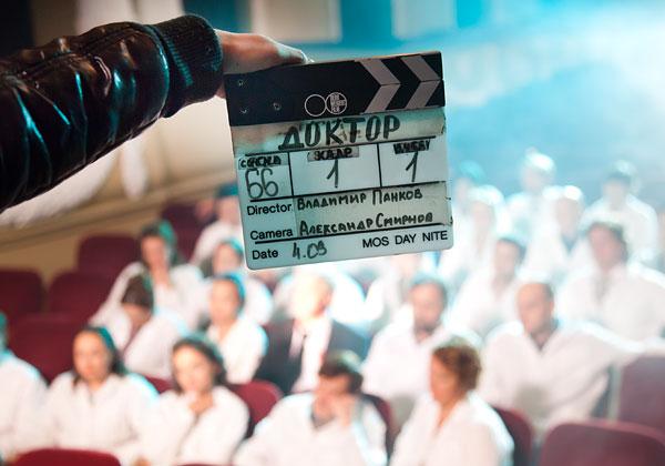 Съёмки в массовке – как начало карьеры