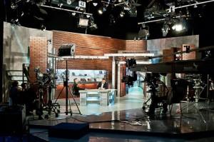 Съемки телепередач в России